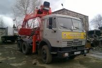 Автовышка 24м, КамАЗ