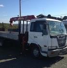 Манипулятор Nissan Diesel, 5 т